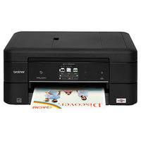 Brother MFC-J880DW Work Smart Compact Color All-In-One Inkjet Printer