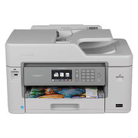 Brother MFC-J5830DW Business Smart Plus Color All-In-One Inkjet Printer