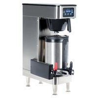 Bunn 51100.0100 ICB Infusion Series Stainless Steel Single Automatic Coffee Brewer - 120/240V