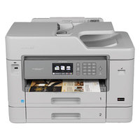 Brother MFC-J5930DW Business Smart Plus Color All-In-One Inkjet Printer with INKvestment Cartridges