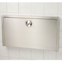 Koala Kare KB110-SSWM Stainless Steel Wall Mount Baby Changing Table