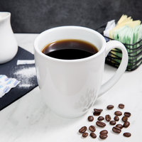 Arcoroc FJ834 Capitale 14.5 oz. White Porcelain Coffee Mug by Arc Cardinal - 24/Case