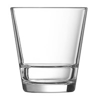 Arcoroc J0317 Stack Up 8.75 oz. Old Fashioned Glass by Arc Cardinal - 24/Case