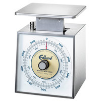 Edlund MDR-1000 1000 g Metric Portion Scale with 6 inch x 6 3/4 inch Platform