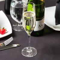 Stolzle 2100007T Grand Cuvée 6.5 oz. Flute Glass - 6/Pack