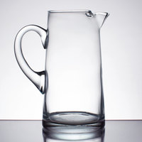 Libbey 9552647 Baja 55.75 oz. Glass Pitcher - 6/Case