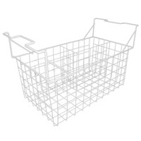 Master Bilt 70-00101 11 1/4 inch x 21 3/4 inch x 13 1/8 inch Replacement Hanging Basket for Flat Lid Display Freezers