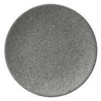 Elite Global Solutions RT10R-GS Tenaya 10 inch Granite Stone Round Melamine Plate - 6/Case