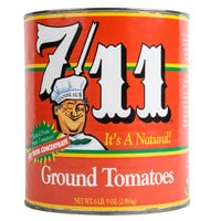 Stanislaus #10 Can 7/11 Ground Tomatoes in Heavy Puree - 6/Case