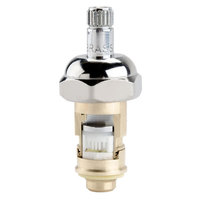 T&S 012395-25NS Cerama Cartridge with Bonnet and Check Valve for Left to Close Faucet Handles