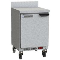Beverage-Air WTF20HC-24 20'' Compact Shallow Depth Worktop Freezer with Left-Hinged Door