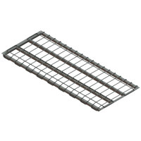 Metro SMD1842 Smartlever Epoxy Coated 18 inch x 42 inch Dunnage Shelf - 1000 lb. Capacity