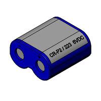 T&S 019087-45 6V Lithium Battery