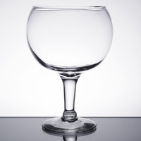 Libbey 3407 Super Stems 53 oz. Super Schooner / Fish Bowl Glass - 6/Case