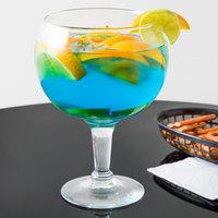 Libbey 3407 Super Stems 53 oz. Super Schooner / Fish Bowl Glass - 6/Case
