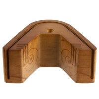 Tablecraft 60W 5 1/8 inch x 3 5/8 inch Check Presenter Block