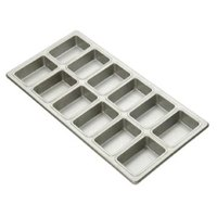12 Loaf Non-Stick Mini Bread Pan 6.4 oz.