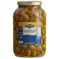 1 Gallon Stuffed Queen Olives - 110/120 Count