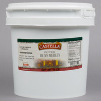 Castella 10 lb. Pitted Olive Medley