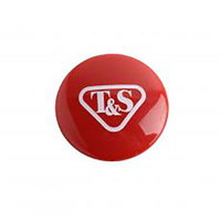 T&S 001193-19NS Red Index Button