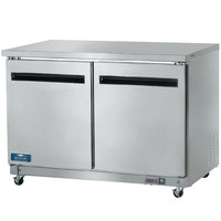 Arctic Air AUC48F 48 inch Undercounter Freezer - 12 Cu. Ft.