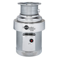 Insinkerator SS-200-36 Short Body Commercial Garbage Disposer - 2 hp, 208-230/460V, 3 Phase
