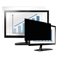 Fellowes 4801301 PrivaScreen 20 1/8 inch 16:10 Widescreen LCD / Notebook Privacy Filter