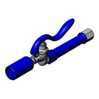T&S EB-0107-J-HF12 1.07 GPM Spray Valve with Handle
