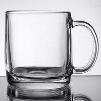 Arcoroc D9219 Nordic 13 oz. Glass Mug by Arc Cardinal - 24/Case