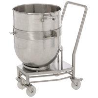 Doyon BTL080D 80 Qt. Floor Mixer Bowl Dolly for Doyon BTL080 Planetary Mixers