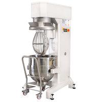 Doyon BTL140 140 Qt. Commercial Planetary Floor Mixer - 208/240V, 3 phase; 5 1/3 hp
