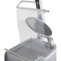 Plastic Hamburger Patty Liner for Patty Molding Machine / Patty Maker - 12/Pack