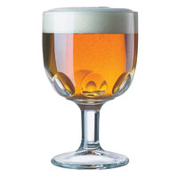 Arcoroc C0673 10 oz. Footed Beer Goblet by Arc Cardinal - 12/Case
