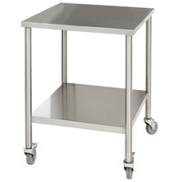 Doyon BTF020T 20 Qt. Stainless Steel Mixer Stand