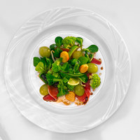 Arcoroc S0602 Horizon 11 inch White Porcelain Dinner Plate by Arc Cardinal - 24/Case