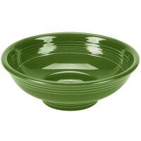 Homer Laughlin 765324 Fiesta Shamrock 2 Qt. Pedestal Serving Bowl - 4/Case