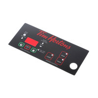 Newco 119898 Label Face Plate