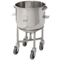 Doyon BTF060D 60 Qt. Floor Mixer Bowl Dolly