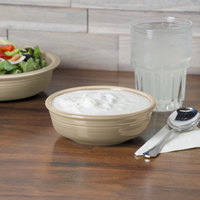 Homer Laughlin 460330 Fiesta Ivory 14.25 oz. Small Nappie Bowl - 12/Case