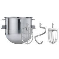 Doyon BTF040A 20 Qt. Stainless Steel Mixer Accessories for Doyon BTF040 Mixers