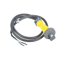 Hubbell 12360-0010 Drop Cord, Yellow 20a