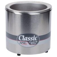 APW Wyott RCW-7 7 Qt. Countertop Cooker 120V, 1000W
