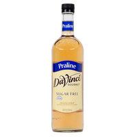 DaVinci Gourmet 750 mL Praline Sugar Free Coffee Flavoring Syrup