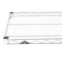 Metro 1848NS Super Erecta Stainless Steel Wire Shelf - 18 inch x 48 inch