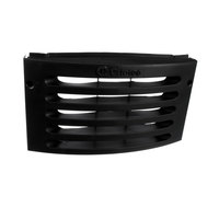 Criotec 043-029 Louver Curved Of 21 In (Black)