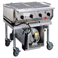 MagiKitch'n LPAGA-30 Aluminum MagiCater 30 inch Portable Outdoor Grill