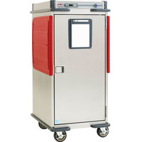 Metro C5T8-DSB C5 T-Series Transport Armour 5/6 Size Heavy Duty Heated Holding Cabinet with Digital Controls 120V