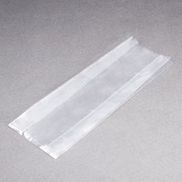 Plastic Food Bag 6 inch x 3 1/2 inch x 18 inch - 1000/Box