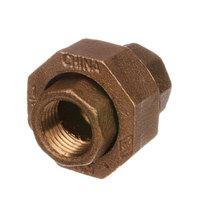 Jackson 4730-003-62-44 Union, 1/2 X 1/2 Brass