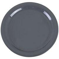Carlisle 4385240 Peppercorn Dayton 9 inch Melamine Dinner Plate - 48 / Case